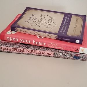 Devotional Daily devotions Book lot